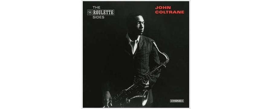 John coltrane the roulette sides