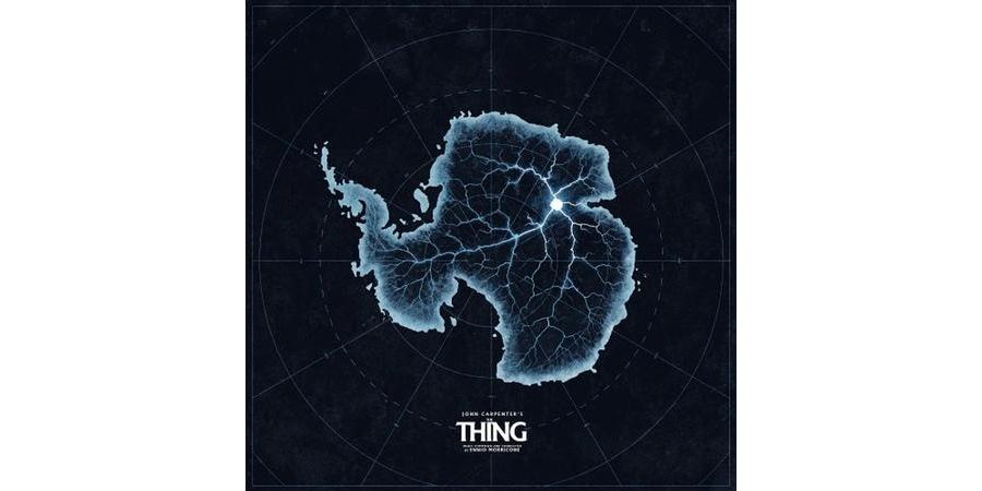 Muzyka Z Filmu Ennio Morricone The Thing Coś