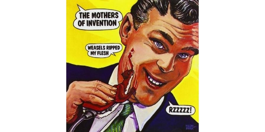 Frank Zappa Weasels Ripped My Flesh Rock